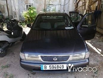 Nissan in Tripoli - سيارة نيسان