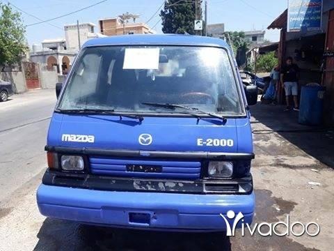 Vans in Sarafande - van