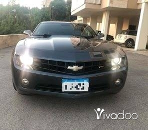 Chevrolet in Beirut City - Camaro RS 2010