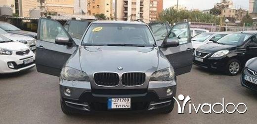 BMW in Jdeideh - BMW x5 2007 f.o 7 seats 4wD like new