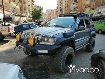 Jeep in Tripoli - Jeep model 2000 mjahaz mn kelchi madfou3 2019 superr 5are2