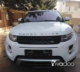 Rover in Tripoli - Evogue mod 2014 pure prinium just arrived