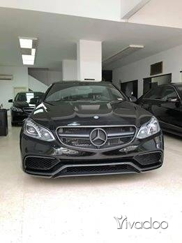 Mercedes-Benz in Beirut City - 2011 mercedes E550 AMG look 2016