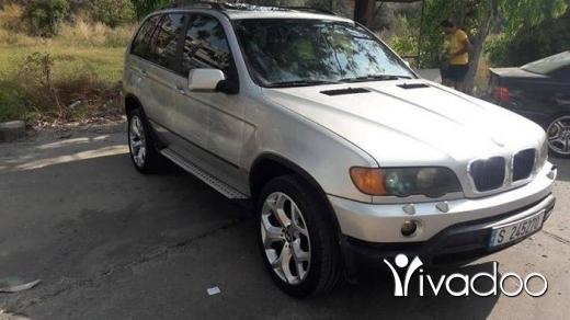 BMW in Saida - سيارة x5