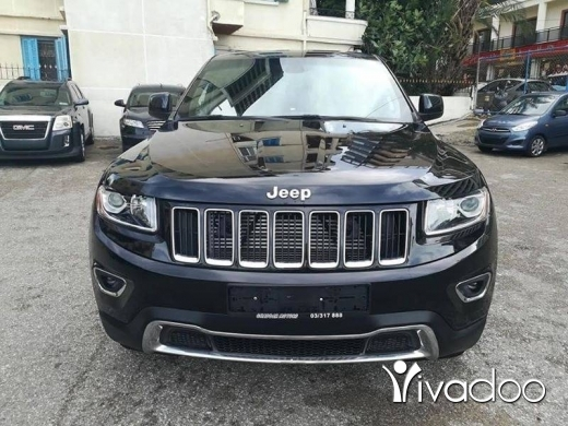 Jeep in Beirut City - Jeep Grand Cherokee 2015