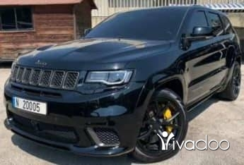 Jeep in Beirut City - Jeep grand cherokee SRT Trackhawk 707hp mod 2018.70455414