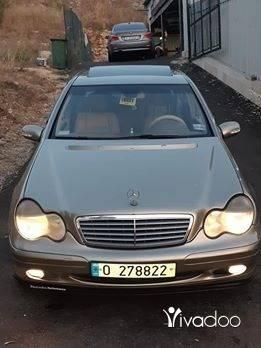 Mercedes-Benz in Saida - Marcedes Benz C320 2001 Cleen Carfax