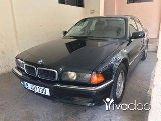 BMW in Beirut City - Bwm 740 موديل 1996