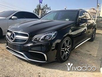 Mercedes-Benz in Zgharta - Mercedes E350 2011 look 2015 AMG