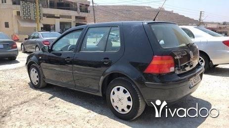 Volkswagen in Nabatyeh - Golf