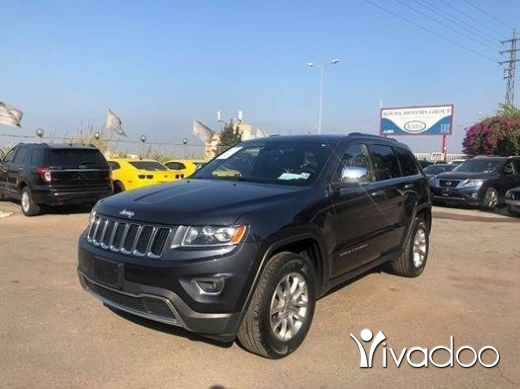Jeep in Port of Beirut - 25,900 Jeep Grand Cherokee