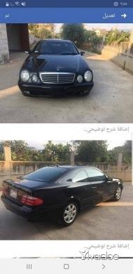 Mercedes-Benz in Ardeh - clk model 2001 kayen w mekanik cherki telephone 71513082