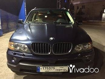 BMW in Tripoli - Bmw x5 for sale
