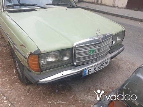 Mercedes-Benz in Saida - mercedes laf