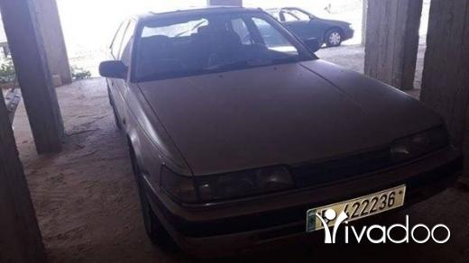 Mazda in Tripoli - Mazda 626 jdide
