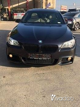 BMW in Zgharta - BMW 535 2011 look M5 brand new