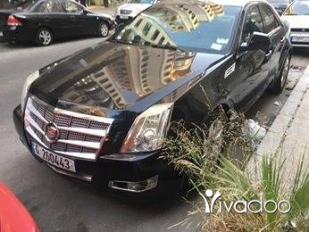 Cadillac in Tripoli - Cadillac CTS4