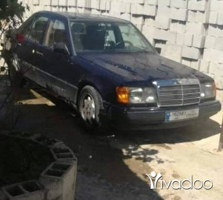 Mercedes-Benz in Nabatyeh - mercedes