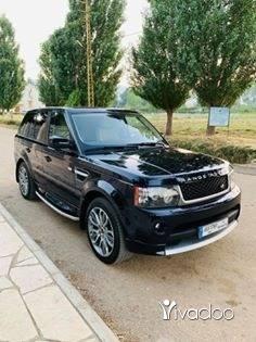 Rover in Zahleh - Range rover sport hse model 200