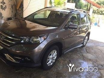 Honda in Port of Beirut - CRV. M. 2012. Super extra. 4WD. Sour.