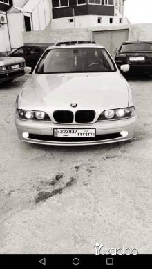 BMW in Sarafande - model 2001 super clean