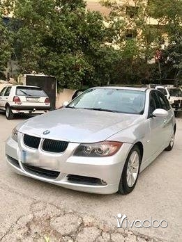 BMW in Beirut City - BMW 325i 2006 Sportpackage
