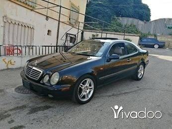 Mercedes-Benz in Tripoli - اوتوماتيك خارقه النظافه