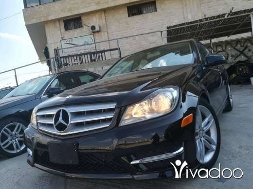 Mercedes-Benz in Beirut City - C250 6 cilindre 2012