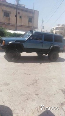 Jeep in Zahleh - Jeep cherokee very cleann