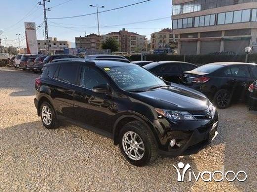Toyota in Zahleh - toyota rav 4 limited 2013 awd