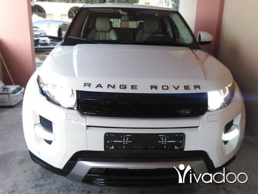Land Rover in Beirut City - Evogue mod 2014 pure prinium just arrived