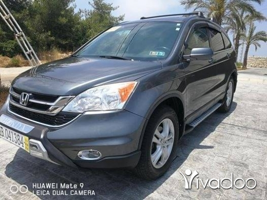 هوندا في ضبيه - Honda CRV 2011 exl 4x4 in excellent condition