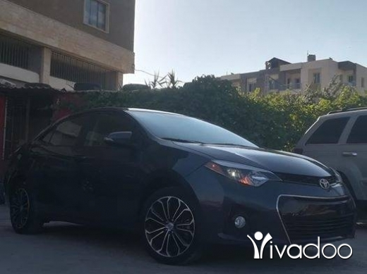 Toyota in Zahleh - Toyota corolla 2014☎️76870244