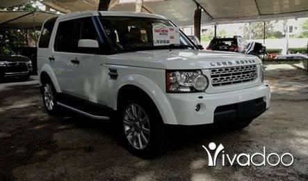 Rover in Sin el-Fil - LR4 2012 white LUX