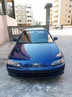 Honda in Tripoli - Honda civic 92