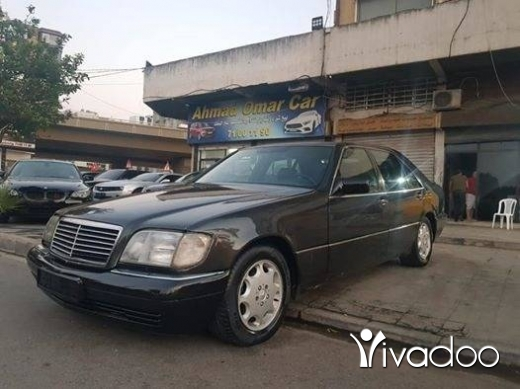 Mercedes-Benz in Tripoli - .