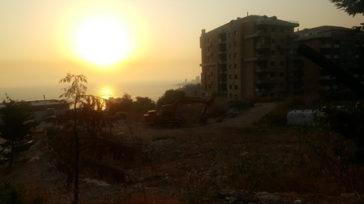 Land in Jounieh - Land for sale sahel alma 735 m