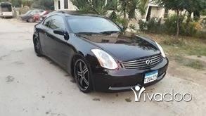 Mazda in Al Beddaoui - g35 model 2005 aswad aleb aswad mawjoudi bi trablos