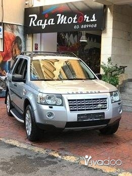 Land Rover in Beirut City - Land Rover Freelander 2 2007