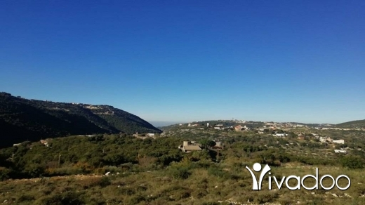 Land in Amchit - Land for Sale Ain Kfaa Jbeil Area 1225 Sqm Zone 25-50% h9+1met