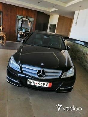 Mercedes-Benz in Beirut City - Mercedes c 180 almaniyeh model 2012