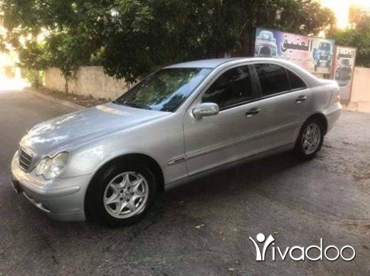Mercedes-Benz in Saida - Mercedes C200 2002