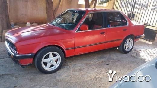 BMW in Chtaura - بيأم 325 موديل ال86 انقاض