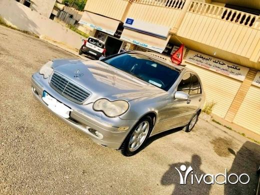 Mercedes-Benz in Port of Beirut - شاملة رسوم التسجيل C 320 el 2001