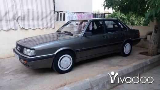 Audi in Chtaura - اودي موديل ال87 مسجلة بإسمي