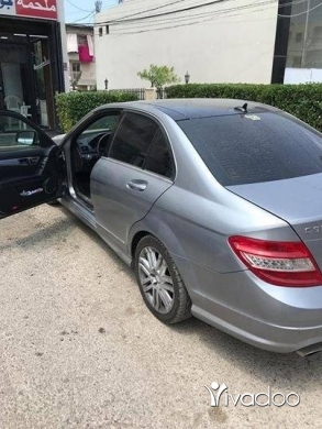 Mercedes-Benz in Zgharta - For sale 2009 panoramic chechi kbir berdeyi kahraba look amg