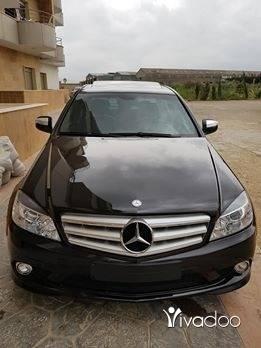 Mercedes-Benz in Tripoli - mercedes benz c300 2008