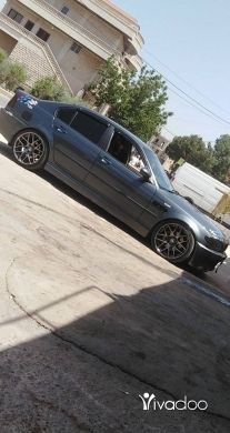 BMW in Sohmor - Moter 25