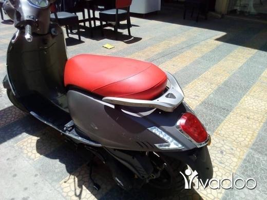 Barossa in Tripoli - moto