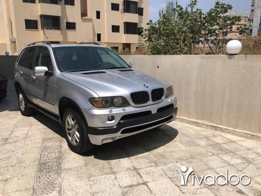 BMW in Beirut City - bmw x5 2006